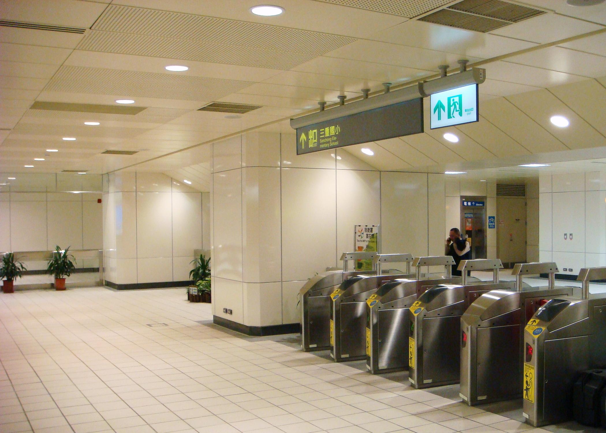 台北捷運CL801標